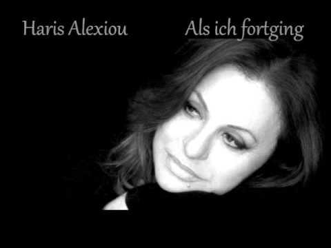 music Haris Alexiou / Als ich fortging
