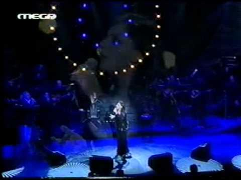music HARIS ALEXIOU - Oi filoi - Live