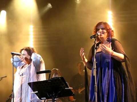 music ΧΑΡΙΣ ΑΛΕΞΙΟΥ & ΜΑΡΘΑ ΦΡΙΝΤΖΗΛΑ ΘΗΒΑ 30/08/2010