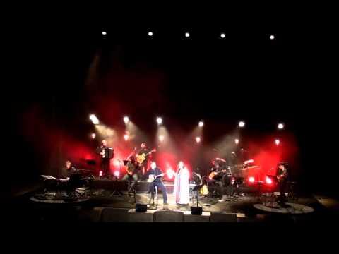 music Xaris Alexiou & Poliker - Kai se mena krima   Caesaria 22-10-11