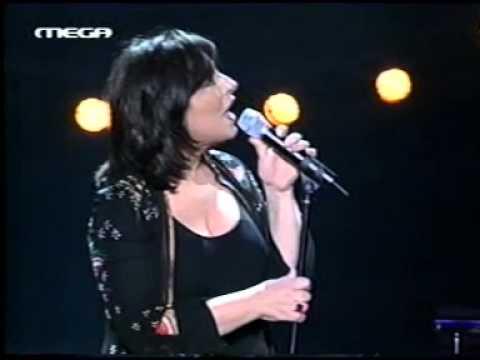 music HARIS ALEXIOU  - Matia mou, matia mou - Live