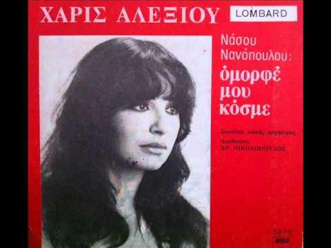 music Χάρις Αλεξίου - Όμορφέ μου κόσμε (Τούτο το παράπονο)