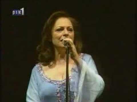 music Haris Alexiou - Ekdilosi Mnimis, Cyprus 2007 - Part 1