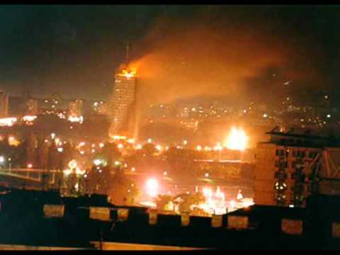 music The 1999 NATO Crime Against Serbia - Theos An Ine (Alexiou-Bregovic)