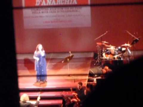 music HARIS ALEXIOU - Canzone Arrabbiata (Canto per me) @Theatron  9/10/2011