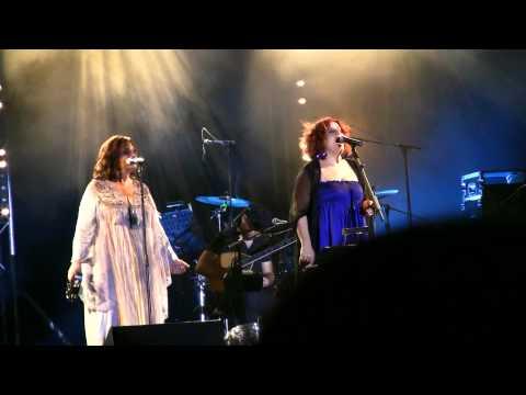 music Χάρις Αλεξίου, Μάρθα Φριτζήλα, Live 2010, Πισσώνας Ευβοίας