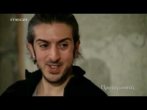 music Giannis Xaroulis-Protagonistes-Mia Mantinada tha sas po(26-2-2012) 3/3