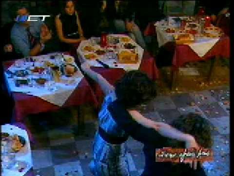 music Melina Kana dancing Giannis Haroulis 11 12 2004