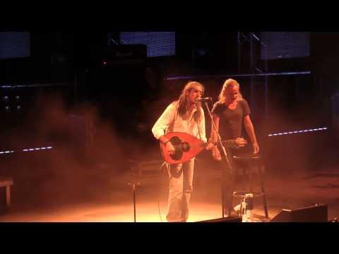 music Ο Άμλετ της σελήνης | Γιάννης Χαρούλης - Χρήστος Θηβαίος ( Λυκαβηττός 2013 )