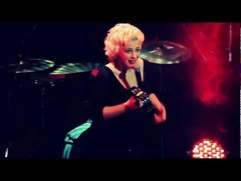 music NATASSA BOFILIOU PAREA-O GATOS LIVE @ KYKLOS LIVE STAGE 16/02/2013