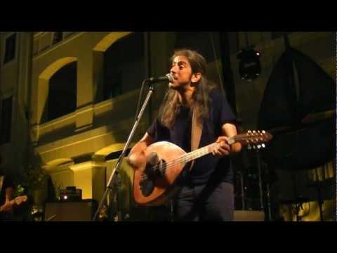 music Γιάννης Χαρούλης - Τούτο το μήνα @ Μ. Λαζαριστών, 25/6/2012