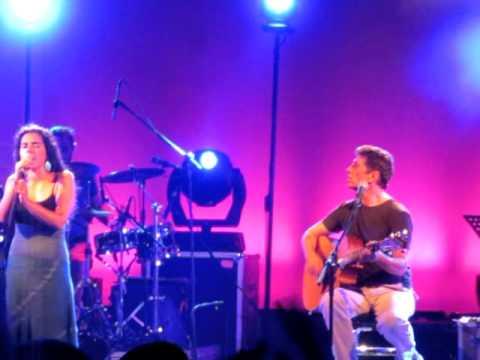 music NA VALO TA METAXOTA - Socrates Malamas & Marina Dakanali, live in Athens, 31/07/2012