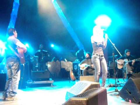 music Moiraia-Sokratis Malamas & Saveria Margiola(Lykavittos 11-07-2011)