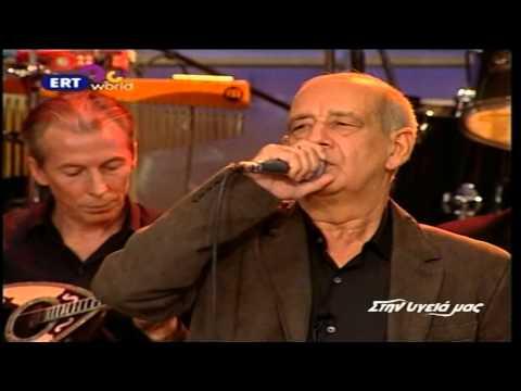 music Δημήτρης Μητροπάνος @ Στην υγειά μας, 18.10.08