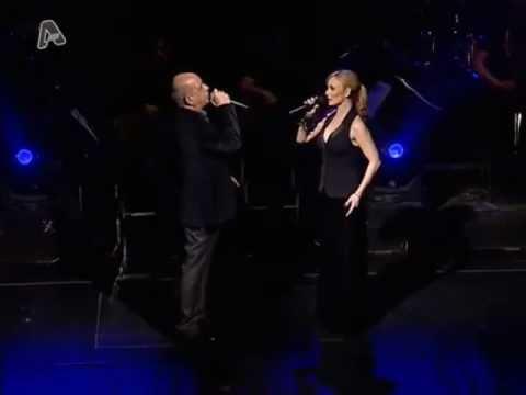 music Dimitris Mitropanos & Peggy Zina   Girizo Tis Plates Mou Sto Mellon