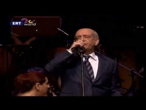 music Μια στάση εδώ LIVE ΜΕΓΑΡΟ ΜΟΥΣΙΚΗΣ - Δημήτρης Μητροπάνος