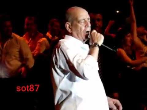 music Dimitris Mitropanos live (Thessaloniki Odeon Theater 2010)