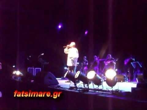 music Δημήτρης Μητροπάνος - Συναυλία στα Τρίκαλα - 7/7/2009