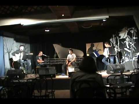music Art Eco Band - Ο προσκυνητής! (Live)