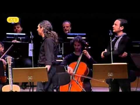 music Maria Farantoyri & Alkinoos Iwannidis - «100 xronia apo ti gennisi tou Nikou Gkatsou»