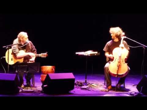 music Alkinoos Ioannidis live in Brussels '12