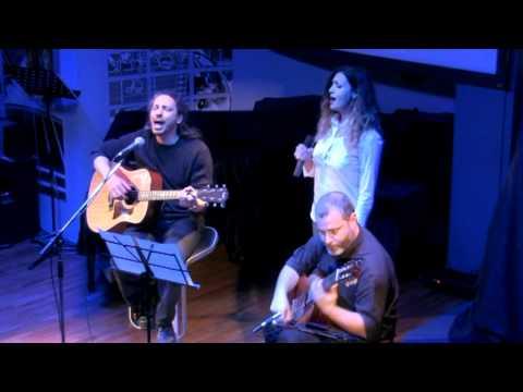 music Den Mporw ~ Alkinnos Ioannidis - Eleni Peta - Panagiotis Margaris